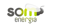 Logo de la cooperativa Som energia